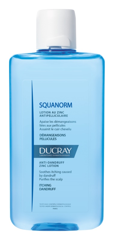 Ducray Squanorm solución anticaspa