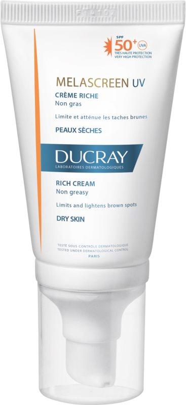 Ducray Melascreen Sun Cream To Treat Pigment Spots SPF 50+