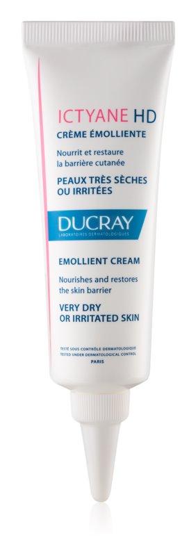 Ducray Ictyane crème visage pour peaux sèches