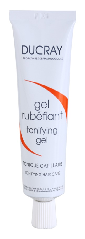 Ducray Rubéfiant gel pentru stimulare pentru intarirea si cresterea parului