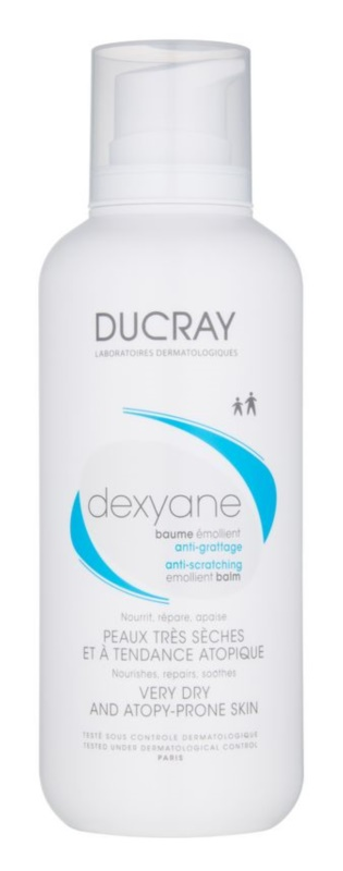 Ducray Dexyane Softening Balm For Very Dry Sensitive And Atopic Skin