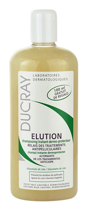 Ducray Elution šampon pro citlivou pokožku hlavy