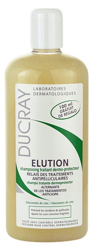 Ducray Elution Shampoo  voor Gevoelige Hoofdhuid
