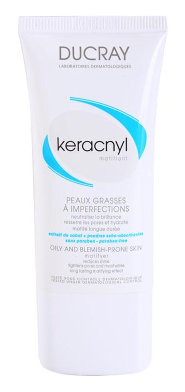 Ducray Keracnyl matující krém pro mastnou pleť