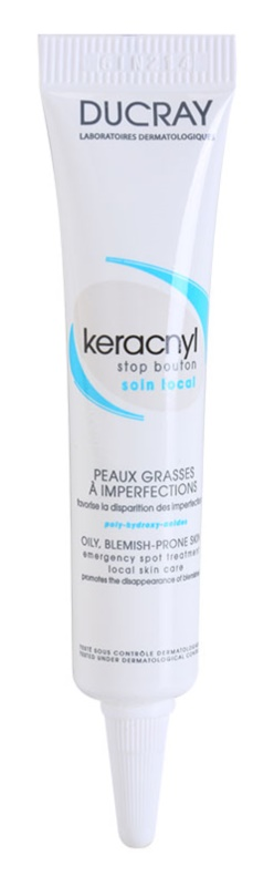 Ducray Keracnyl Local Treatment Against Imperfections Acne Prone Skin
