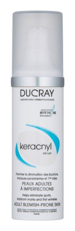 Ducray Keracnyl kremasti serum za kožo z nepravilnostmi