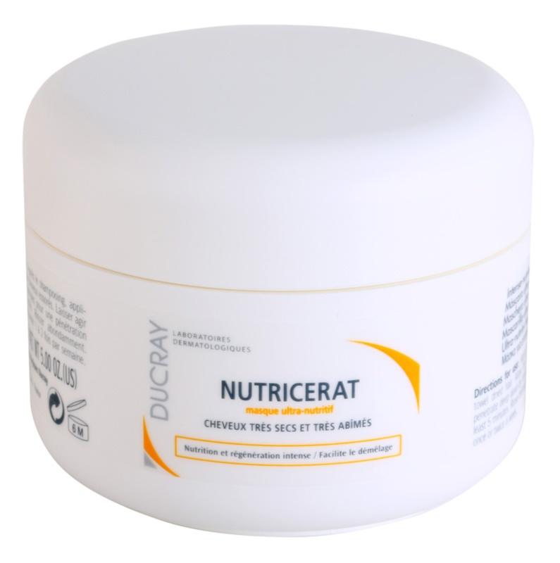Ducray Nutricerat інтенсивна поживна маска для волосся