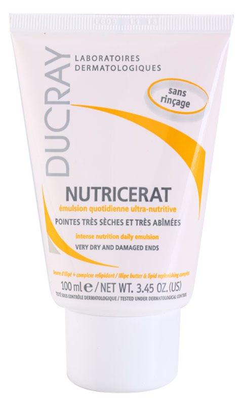 Ducray Nutricerat Ernährende Emulsion für fusselige Haarspitzen