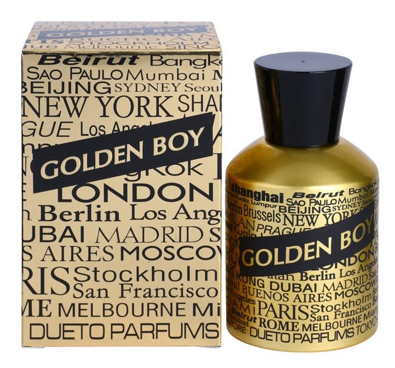 Dueto Parfums Golden Boy Eau de Parfum unissexo 100 ml