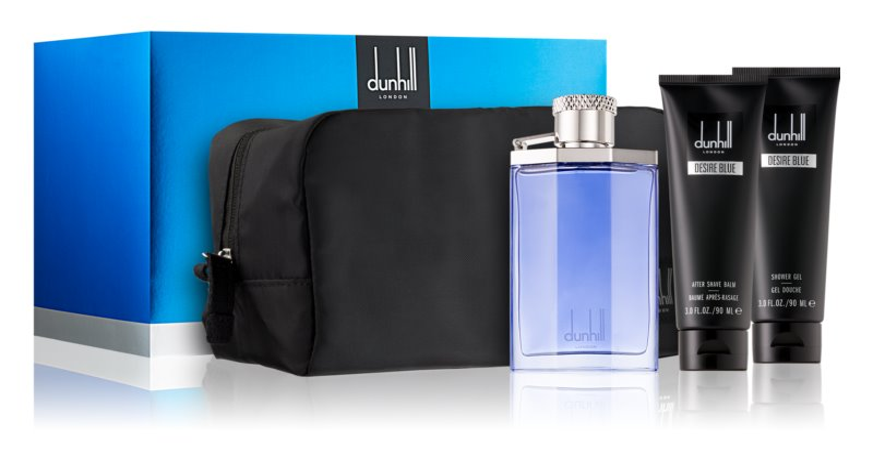 Dunhill Desire Blue darilni set V.