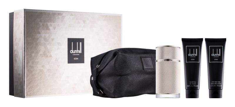 Dunhill Icon coffret cadeau V.