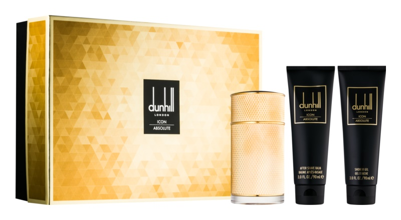 Dunhill Icon Absolute coffret cadeau II.