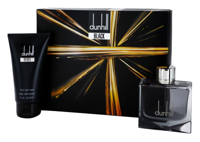 Dunhill Black coffret cadeau I.