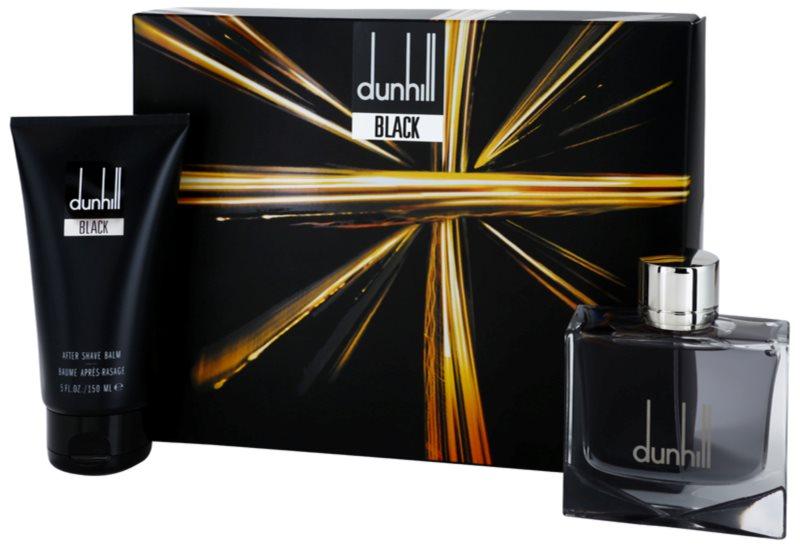 Dunhill Black darčeková sada I.