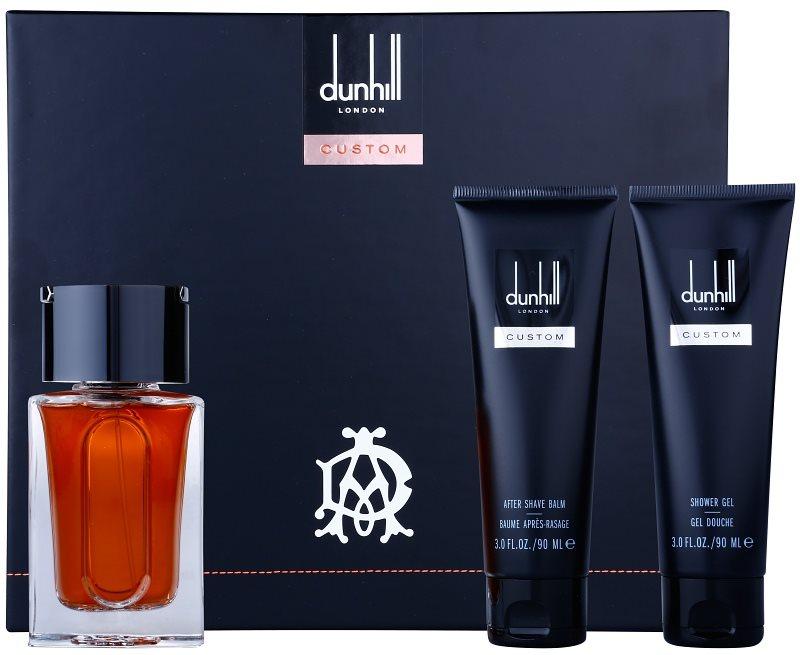 Dunhill Custom set cadou II.