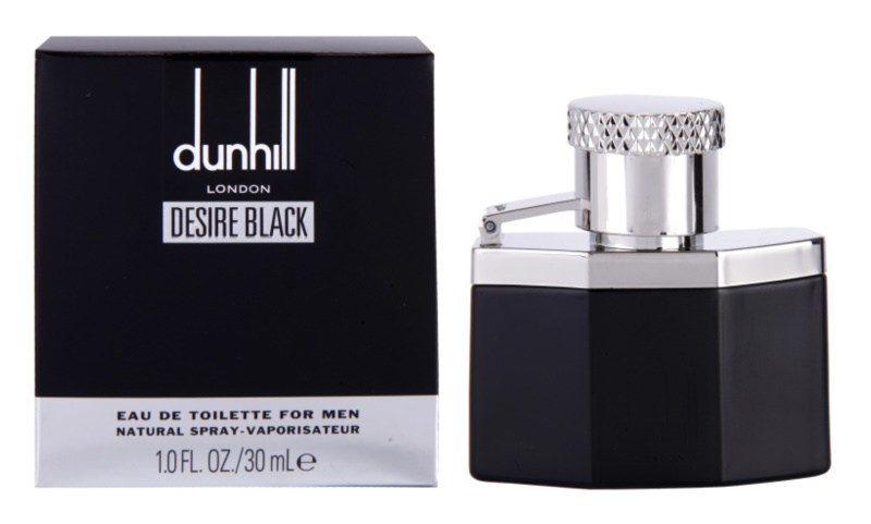 Dunhill Desire Black Eau de Toilette para homens 30 ml