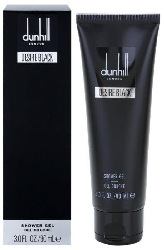 Dunhill Desire Black sprchový gél pre mužov 90 ml
