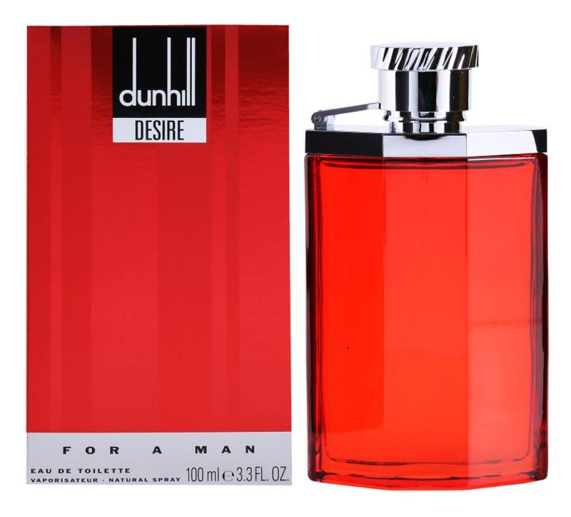 Dunhill Desire for Men Eau de Toilette für Herren 100 ml