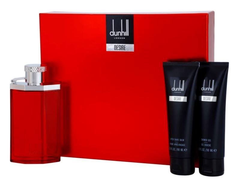 Dunhill Desire coffret cadeau IV.