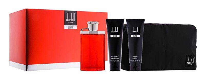 Dunhill Desire Red coffret cadeau VII.