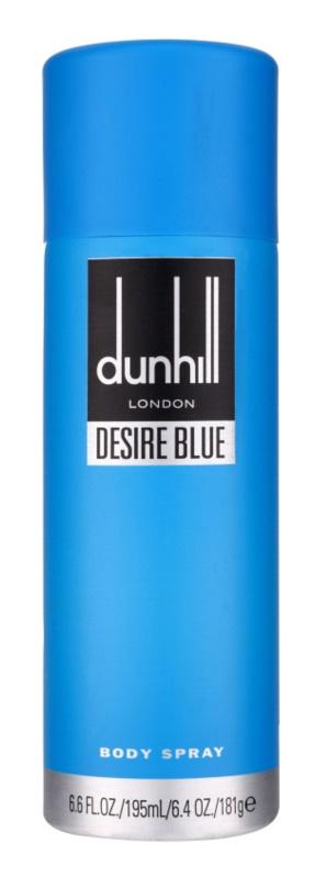 Dunhill Desire Blue telový sprej pre mužov 195 ml