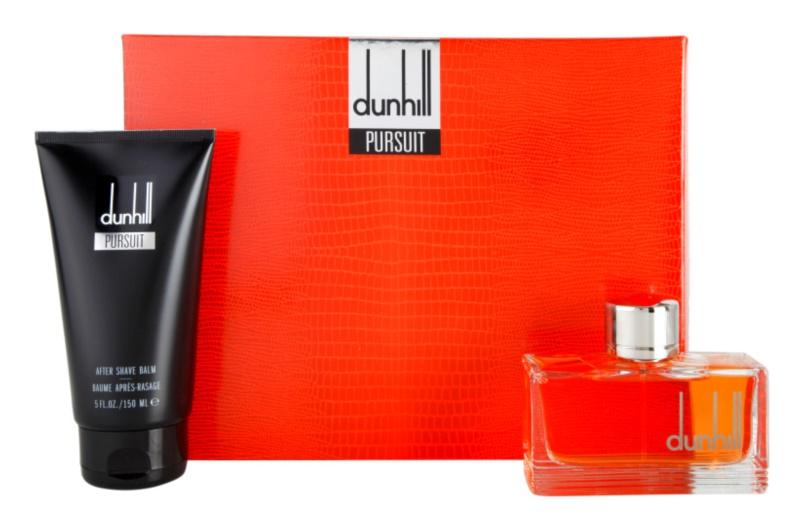 Dunhill Pursuit coffret cadeau I.