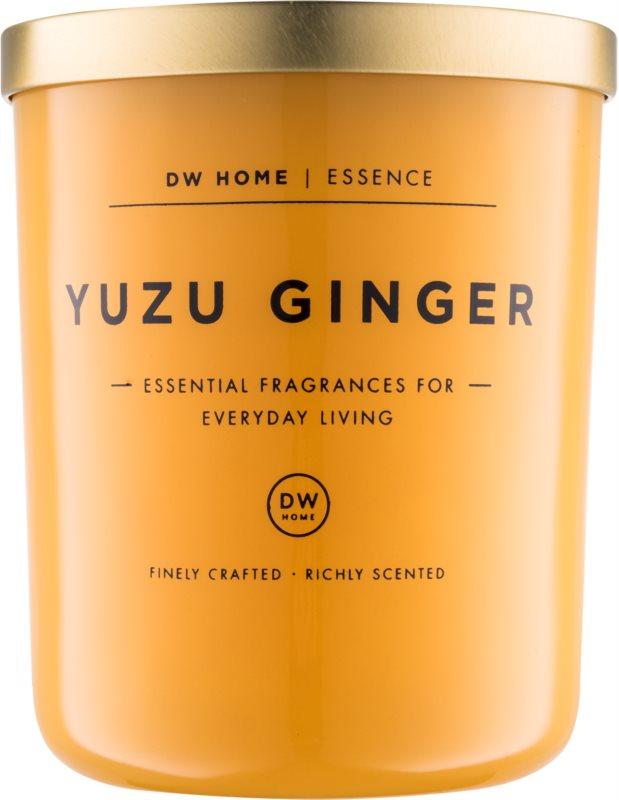 DW Home Yuzu Ginger ароматизована свічка  450,7 гр