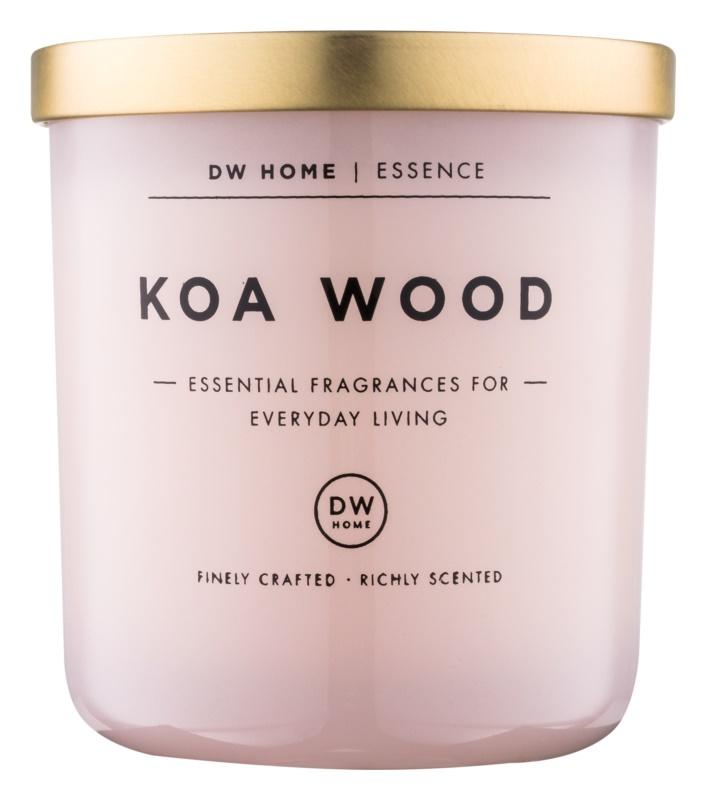 DW Home Koa Wood vonná svíčka 255,15 g