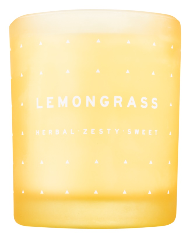 DW Home Lemongrass bougie parfumée 371,3 g