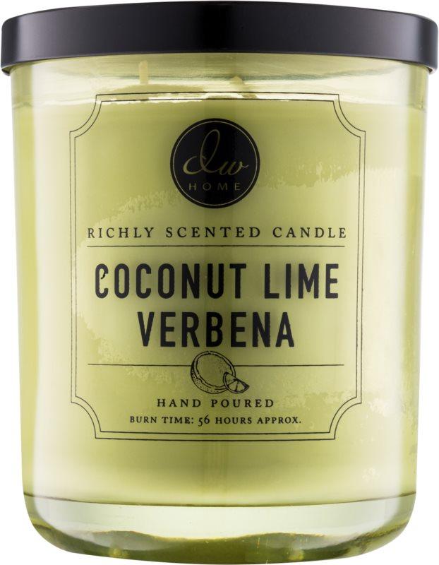 DW Home Coconut Lime Verbena lumanari parfumate  425,2 g
