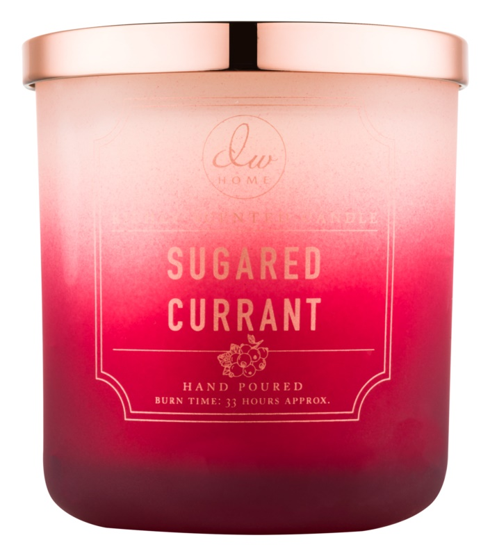 DW Home Sugared Currant vonná svíčka 255,15 g