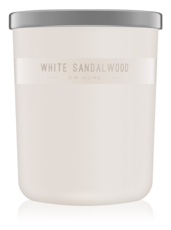 DW Home White Sandalwood Scented Candle 425,53 g