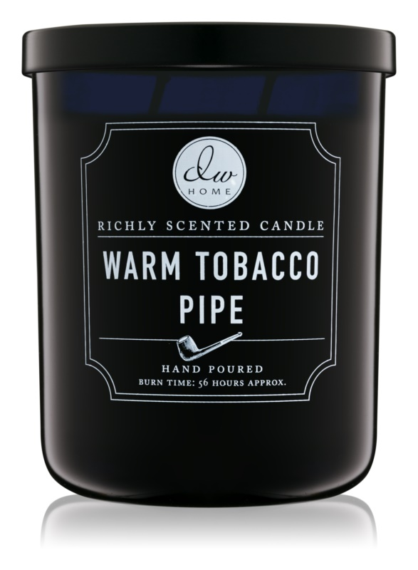 DW Home Warm Tobacco Pipe bougie parfumée 425,53 g