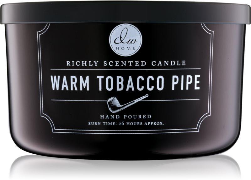 DW Home Warm Tobacco Pipe vela perfumada  363,44 g