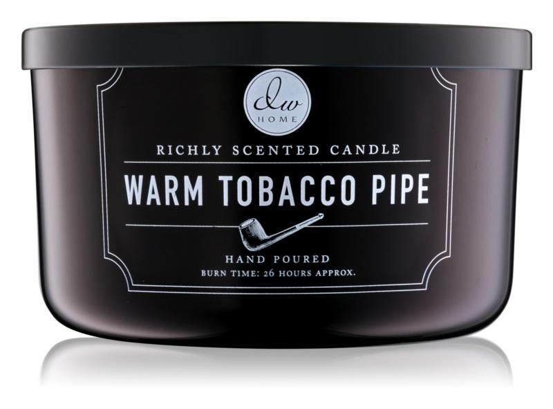 DW Home Warm Tobacco Pipe vela perfumado 363,44 g
