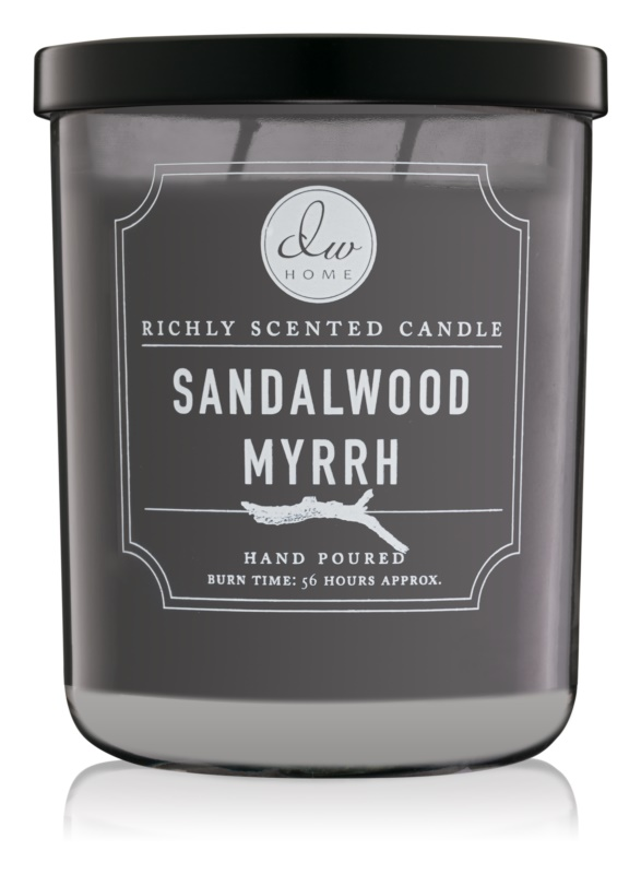 DW Home Sandalwood Myrrh Scented Candle 425,53 g