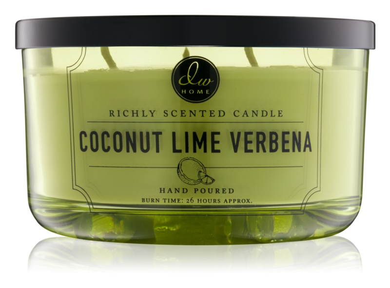 DW Home Coconut Lime Verbena Scented Candle 363,44 g