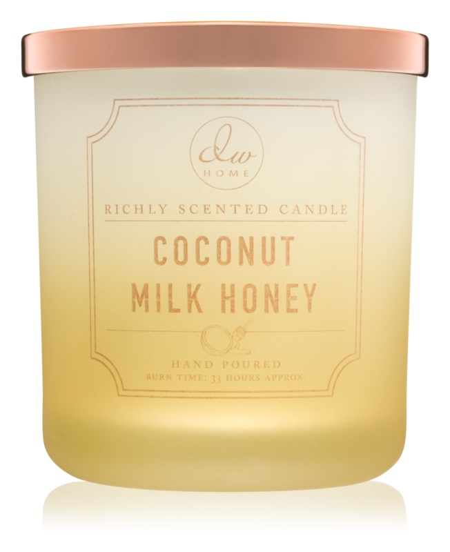 DW Home Coconut Milk Honey vonná svíčka 255,71 g