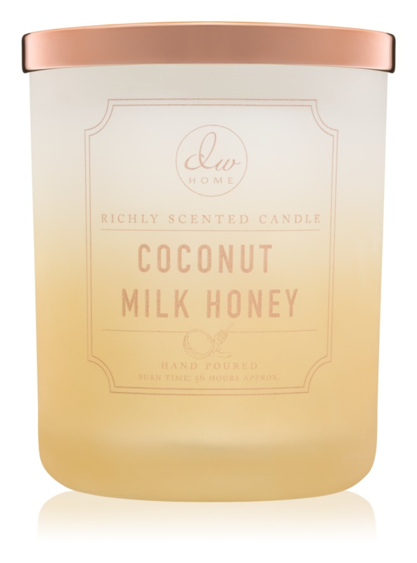 DW Home Coconut Milk Honey vonná svíčka 427 g