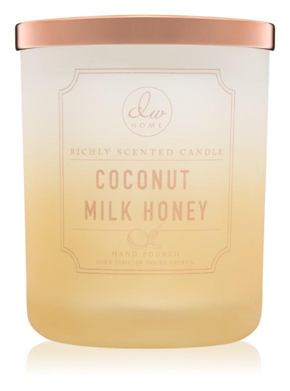 DW Home Coconut Milk Honey vonná svíčka 427 g