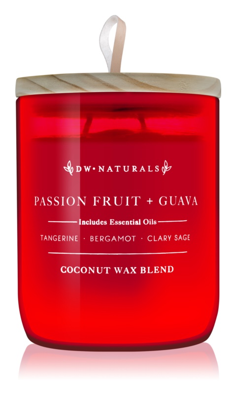 DW Home Passion Fruit + Guava Scented Candle 500,94 g
