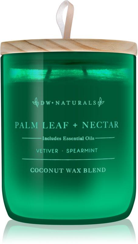 DW Home Palm Leaf + Nectar bougie parfumée 500,94 g