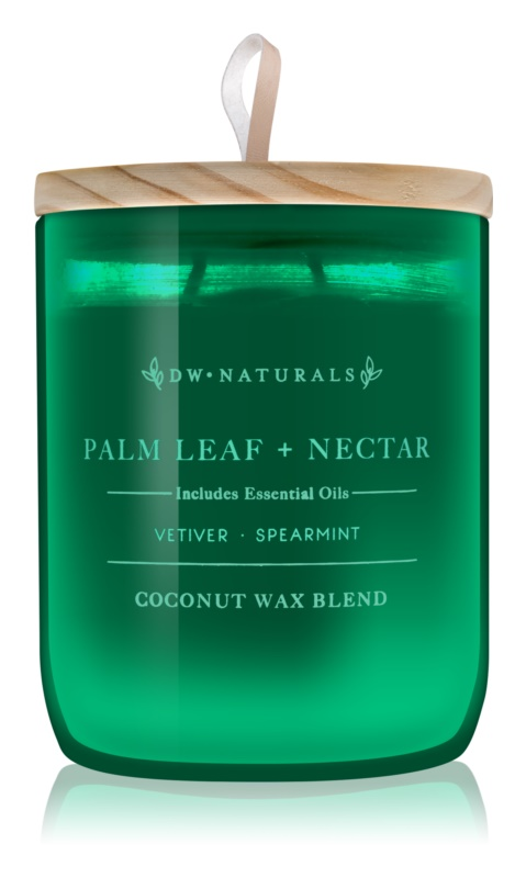 DW Home Palm Leaf + Nectar Scented Candle 500,94 g