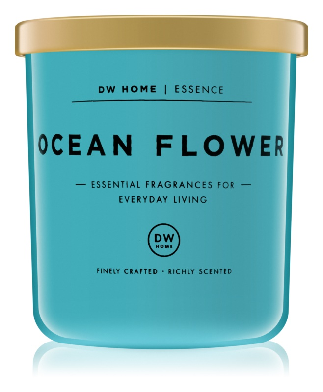 DW Home Ocean Flower bougie parfumée 255.85 g