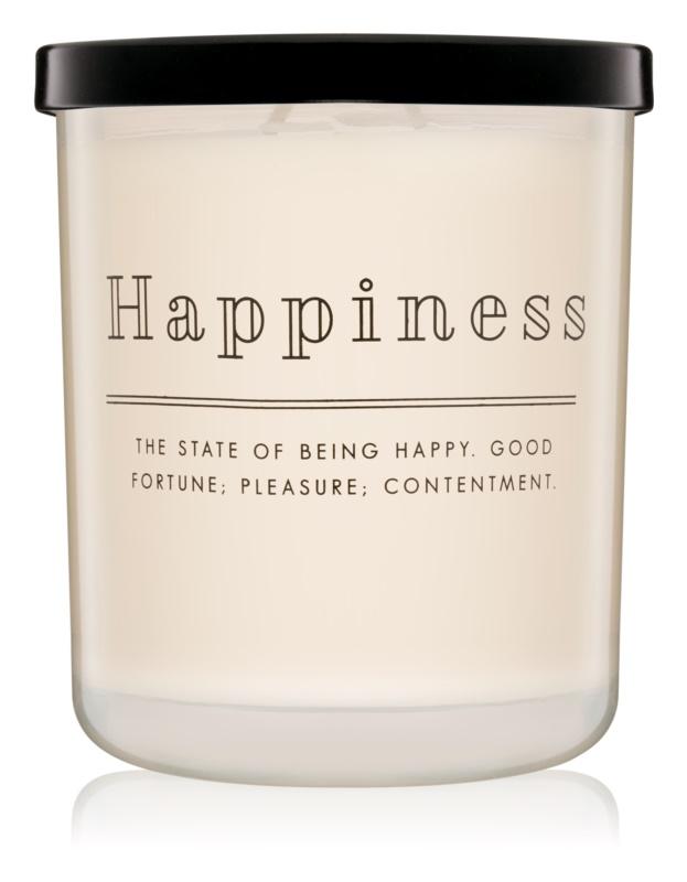 DW Home Happiness lumânare parfumată  434,32 g