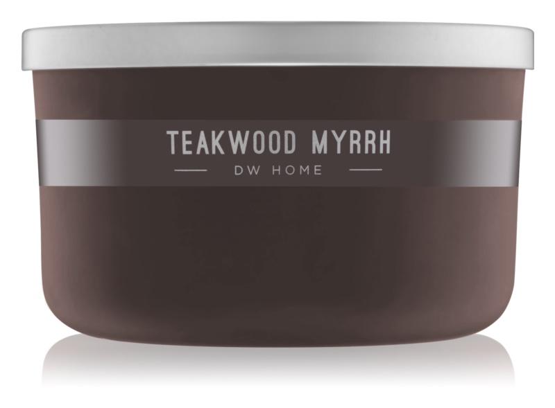 DW Home Teakwood Myrrh vonná sviečka 363,44 g