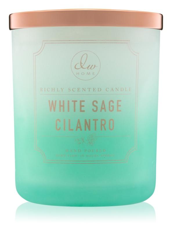DW Home White Sage Cilantro bougie parfumée 425,53 g