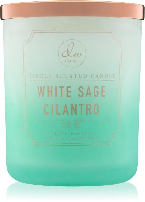 DW Home White Sage Cilantro vonná sviečka 425,53 g