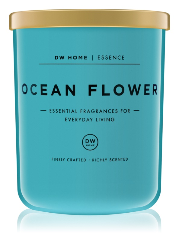 DW Home Ocean Flower Scented Candle 449.77 g