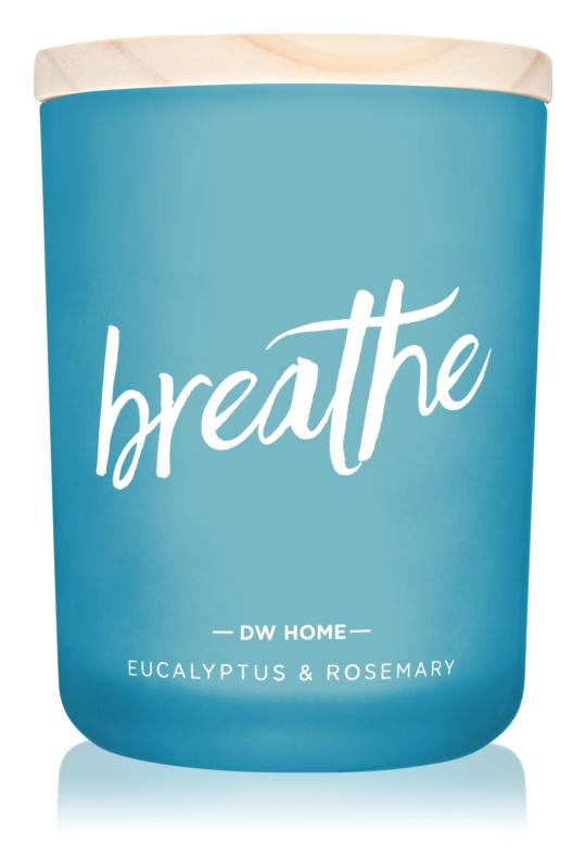 DW Home Breathe dišeča sveča  210,07 g